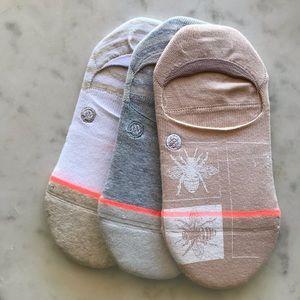 Stance 3PK No Show Socks